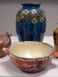 Journées du patrimoine 2016 -Exposition de poteries de la famille Schlibs (artisans potiers cognerauds)