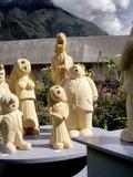 Rendez Vous aux Jardins 2018 -Exposition de sculptures de pierre de Jean-Pierre Collier au château des Allues.