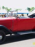 Journées du patrimoine 2016 -Exposition de voitures anciennes