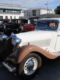 Journées du patrimoine 2016 -Exposition de voitures et motos anciennes