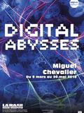 Nuit des musées 2018 -Exposition Digital Abysses - Miguel Chevalier