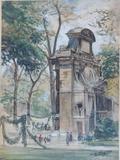 Nuit des musées 2018 -Exposition Flâneries parisiennes 1910 - 1930