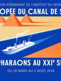 Nuit des musées 2018 -Visites commentées de l'exposition L'Épopée du canal de Suez