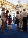 Journées du patrimoine 2016 -La Muette - Les rois de France, la Montgolfière, la famille Érard, le comte de Franqueville & le baron Henri de Rothschild