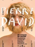 Journées du patrimoine 2016 -Exposition Pierre David