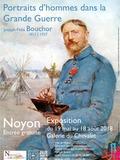 Nuit des musées 2018 -exposition Portraits d'hommes pendant la Grande Guerre. Joseph-Félix Bouchor (1853-1937)
