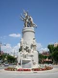 Journées du patrimoine 2016 -Exposition sur l'histoire du monument de la Victoire d'Alfred Boucher
