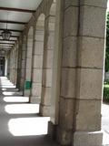 Journées du patrimoine 2016 -Exposition sur le lycée Pierre Bourdan dans l'ancienne chapelle transformée en espace culturel et multimédia