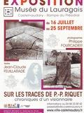 Journées du patrimoine 2016 -Musée du Lauragais