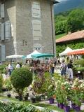 Rendez Vous aux Jardins 2018 -Exposition- vente de plantes et artisanat de jardin.