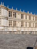 Journées du patrimoine 2016 -Facade sud du château de Grignan