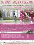 Rendez Vous aux Jardins 2018 -Journée-festival des Rendez-vous aux jardins à l'abbaye de Septfontaines