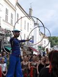 Journées du patrimoine 2016 -Spectacle d'arts de rue