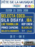 Fête de la musique 2018 - Concerts reggae et dancehall en bord de mer