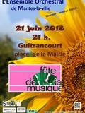 Fête de la musique 2018 - Guitrancourt