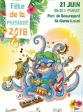Fête de la musique 2018 - Programmation éclectique