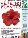 Rendez Vous aux Jardins 2018 -Fête des Plantes du Château d'Aramon