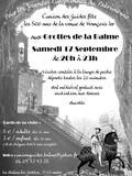 Journées du patrimoine 2016 -Fêtons les 500 ans de la venue de François 1er