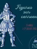 Nuit des musées 2018 -« Figures sur carreaux », une des six expositions du projet De Delft à Desvres !