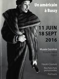 Journées du patrimoine 2016 -Fin de l'exposition temporaire Gene Fenn, un américain à Bussy - Photographies 1940-2001 + expo permanente Douglas Gorsline