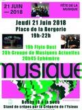 Fête de la musique 2018 - Flyin Dust / Ephémère