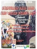 Journées du patrimoine 2016 -Fontenay-sous-Bois, une ville street art