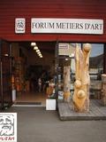 Journées du patrimoine 2016 -Forum des Métiers d'Art