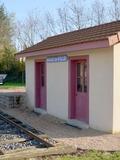 Journées du patrimoine 2016 -La gare de Bâgé-la-Ville