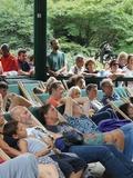 Rendez Vous aux Jardins 2018 -Jardins en Folies - Concert Jardinal pour transats vibrants