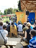 Rendez Vous aux Jardins 2018 -Jardins en Folies - Slam en jardins