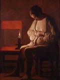 Nuit des musées 2018 -Georges de La Tour et l'énigme de la Femme à la puce