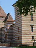 Journées du patrimoine 2016 -Gérard Rondeau expose au château de Laréole.