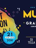 Fête de la musique 2018 - Grand Show Mix