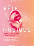 Fête de la musique 2018 - Guitaristic / Sunday band / Rivers the rules / Madly roots / Digital sound