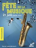 Fête de la musique 2018 - Harmonie La Glaneuse / la troupe Am'Artist