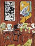 Henri Matisse - Le laboratoire intérieur