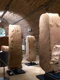 Journées du patrimoine 2016 -Héros de Pierre. Stèles et statues de guerriers celtes du sanctuaire des Touriès
