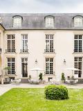 Journées du patrimoine 2016 -Visite commentée de l'hôtel de Marle