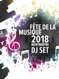 Fête de la musique 2018 - House Music sur la Butte Montmartre
