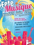 Fête de la musique 2018 - Hugo Solo / Bell'Batuc / The Hope / Les indépendants / Lino marty / Black Dog / Spiroo