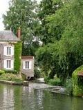 Journées du patrimoine 2016 -Huilerie du moulin de L'Ile à Donzy