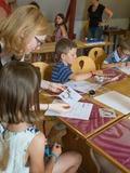 Journées du patrimoine 2016 -Initiation à la calligraphie