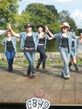 Journées du patrimoine 2016 -Initiation à la danse country