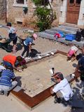 Journées du patrimoine 2016 -Initiation à la fouille archéologique