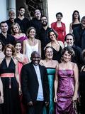 Journées du patrimoine 2016 -Intermède musical avec l'ensemble a capella Les Lignes