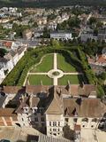 Journées du patrimoine 2016 -Visite libre du jardin Bossuet et du jardin du rempart