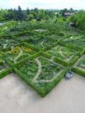 Rendez Vous aux Jardins 2018 -Jardin du château de Saint-Bernard.