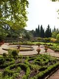 Rendez Vous aux Jardins 2018 -Jardin à la française du Château du Seuil