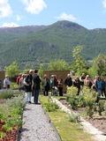 Journées du patrimoine 2016 -Jardin historique de Mont-Dauphin