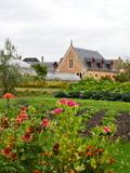 Journées du patrimoine 2016 -Jardin Potager à Bonnétable